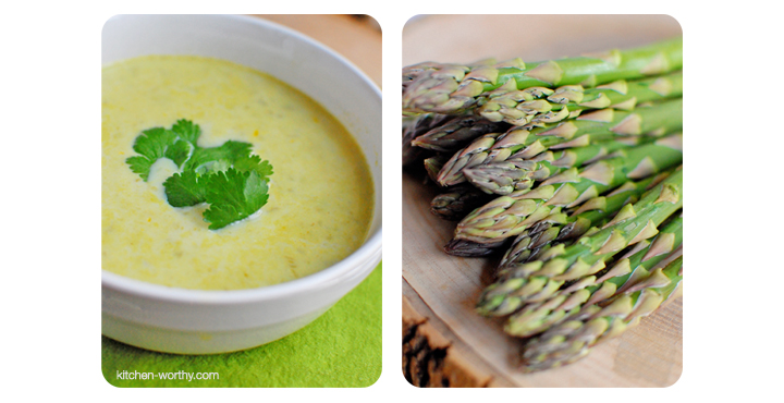 ... depth of flavor and a nice balance to a very fresh and healthy soup