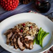 Pork-Tenderloin-with-Cranberry-Wine-Sauce