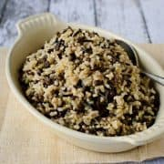 Wild-Brown-Rice-with-Black-Beluga-Lentils-Kitchen-Confidante-2