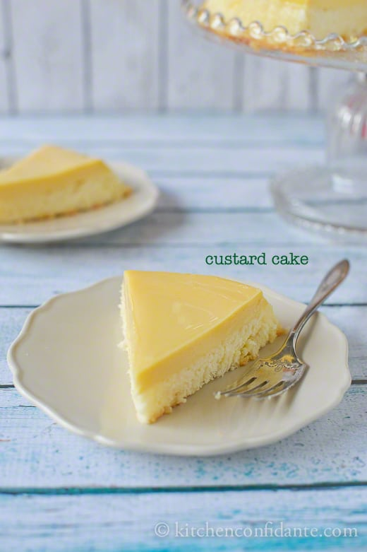 Best filipino custard cake recipe