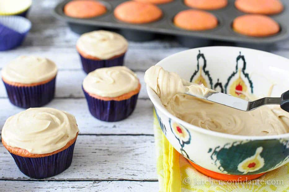 Creamy Brown Sugar Frosting