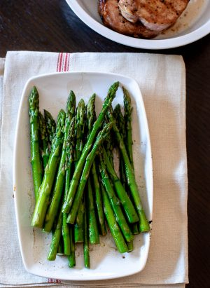 Grilled Asparagus | Kitchen Confidante | On the Table