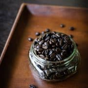Vietnamese Iced Coffee | Kitchen Confidante | Coffee Beans