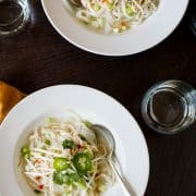 Chicken Pho | Kitchen Confidante