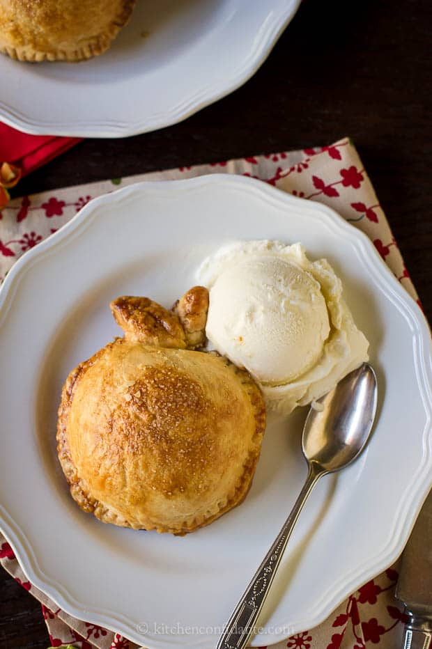 Apple Dumplings | Kitchen Confidante | A la Mode