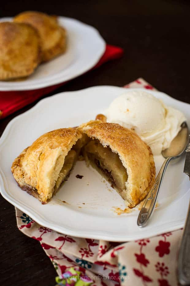 Apple Dumplings | Kitchen Confidante | Sliced