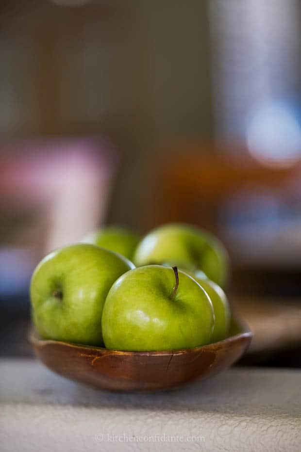 Apple Dumplings | Kitchen Confidante | Green Apples