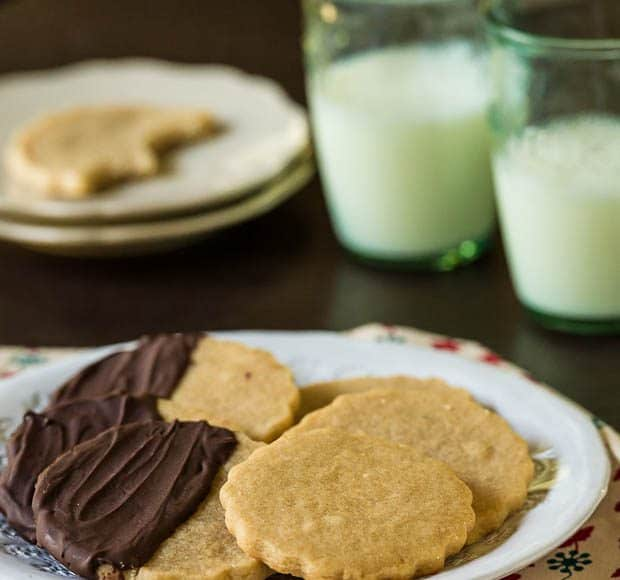 Peanut Butter Sugar Cookies-Kitchen Confidante