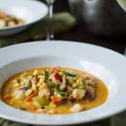 Lobster Corn Chowder | Kitchen Confidante