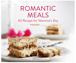 Romantic Meals Foodie iPad App