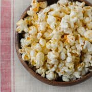 Sugar &amp; Spice Popcorn | Kitchen Confidante-4-4
