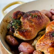Buttermilk Brined Cornish Hens | Kitchen Confidante