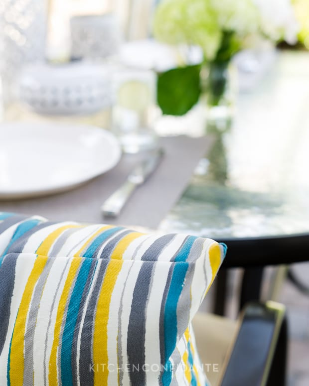 Dress Up the Season | Target Threshold | Kitchen Confidante | Pillows