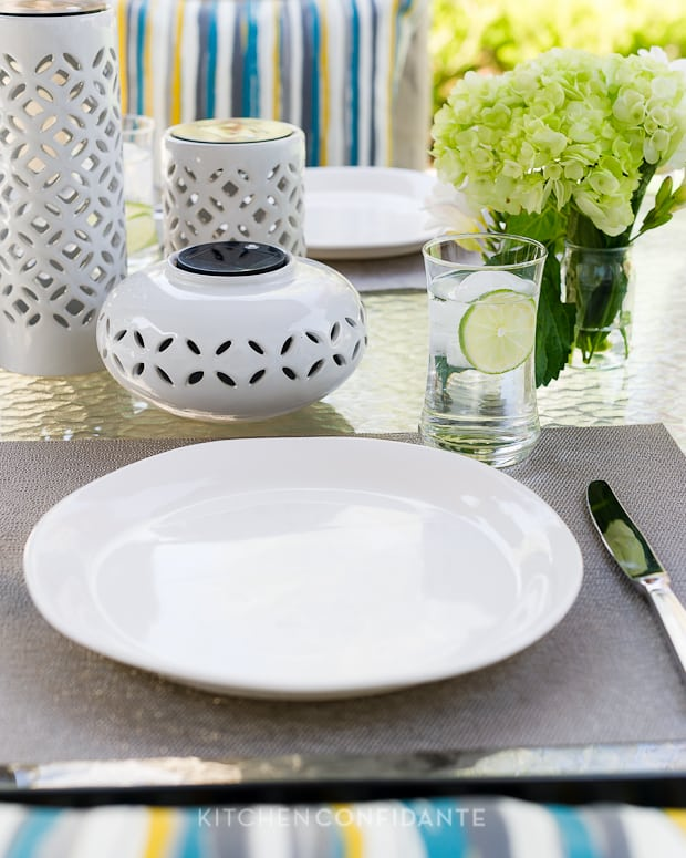Dress Up the Season | Target Threshold | Kitchen Confidante | Patio Table