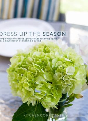 Dress Up the Season | Target Threshold | Kitchen Confidante | Titled
