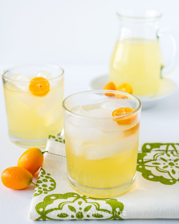 Kumquat Lemongrass Rum Punch | Kitchen Confidante-12