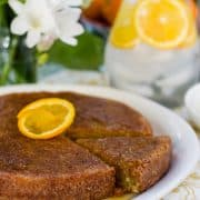 Moroccan Orange Cake | Kitchen Confidante-1