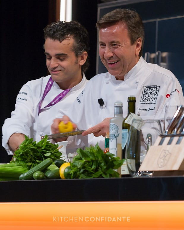 Sixth Annual Pebble Beach Food & Wine | April 2013 | Kitchen Confidante | Taste Perfection with Daniel Boulud