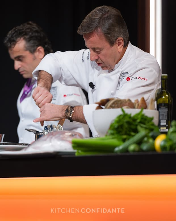 Sixth Annual Pebble Beach Food & Wine April 2013 | Kitchen Confidante | Daniel Boulud