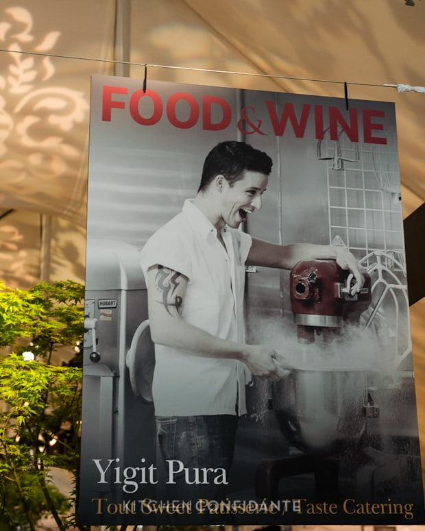 Sixth Annual Pebble Beach Food & Wine, April 2013 | Kitchen Confidante | Yigit Pura