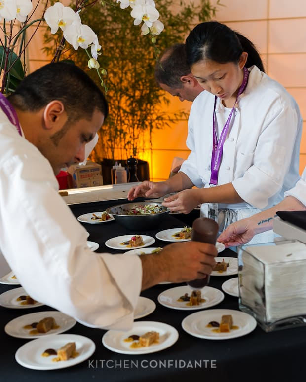 Sixth Annual Pebble Beach Food & Wine, April 2013 | Kitchen Confidante | The Crew from Mandarin Oriental New York