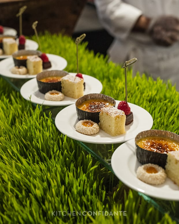 Sixth Annual Pebble Beach Food & Wine, April 2013 | Kitchen Confidante | Desserts by Chef John Hui