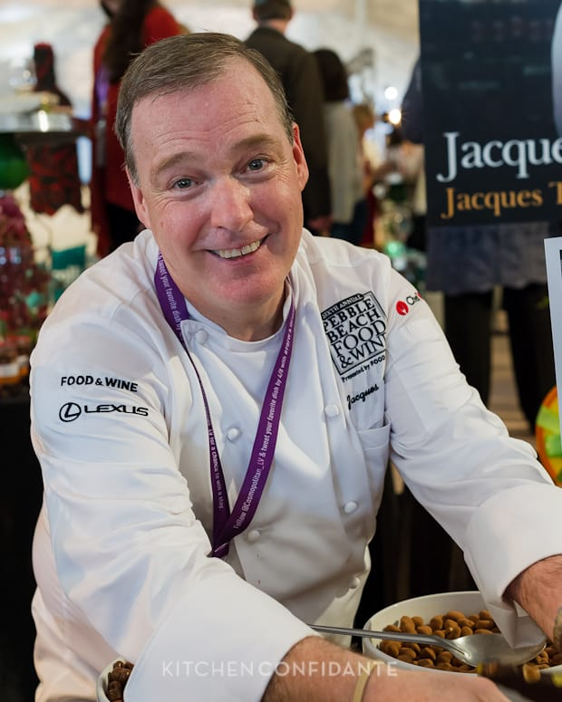 Sixth Annual Pebble Beach Food & Wine, April 2013 | Kitchen Confidante | Chef Jacques Torres