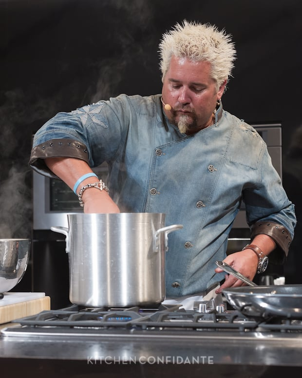 Sixth Annual Pebble Beach Food & Wine, April 2013 | Kitchen Confidante | Guy Fieri