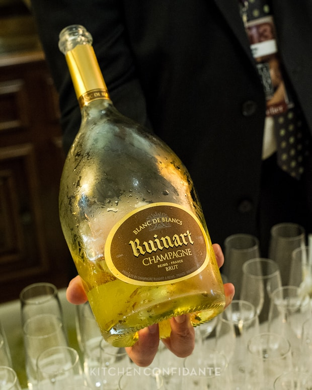 Sixth Annual Pebble Beach Food & Wine, April 2013 | Kitchen Confidante | Champagne Ruinart