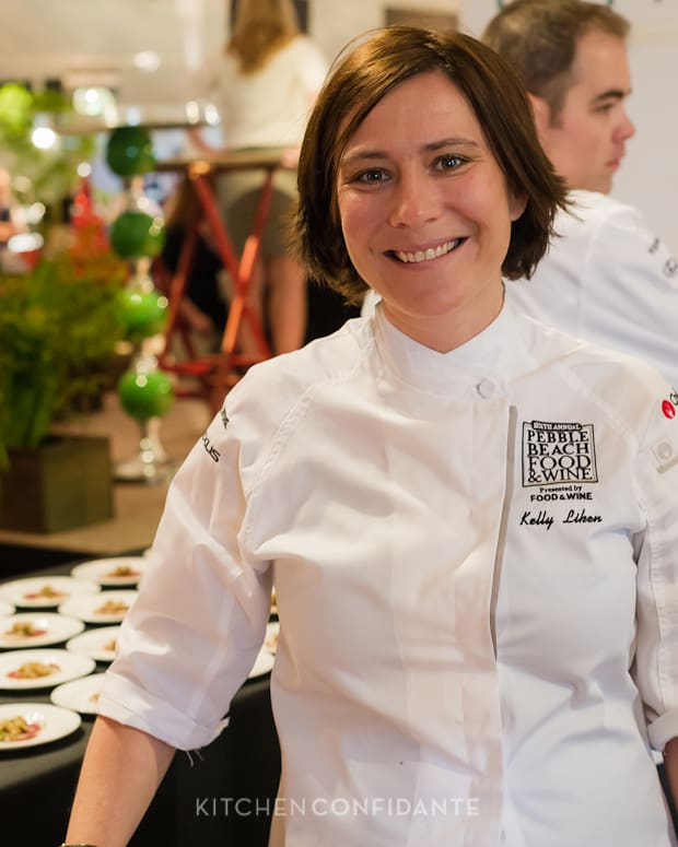 Sixth Annual Pebble Beach Food & Wine, April 2013 | Kitchen Confidante | Chef Kelly Liken