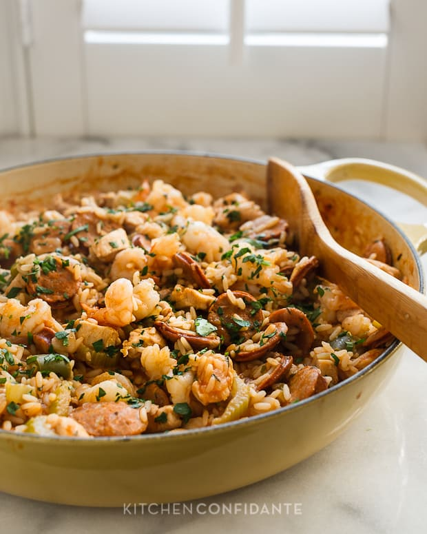 Jambalaya | Kitchen Confidante | In Pot