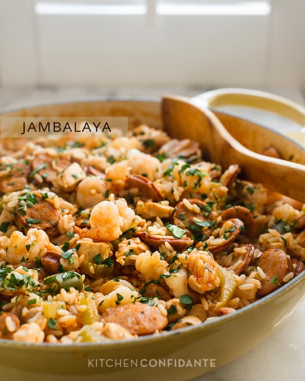 Jambalaya | Kitchen Confidante