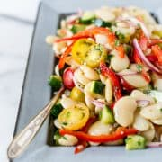 Lima Bean Salad | Kitchen Confidante