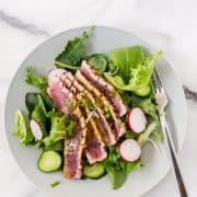 Seared Ahi Tuna Salad | Kitchen Confidante-5-EDIT
