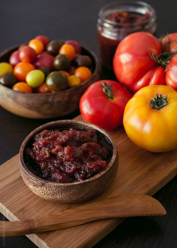 Jennie's Tomato Jam Recipe — Dishmaps