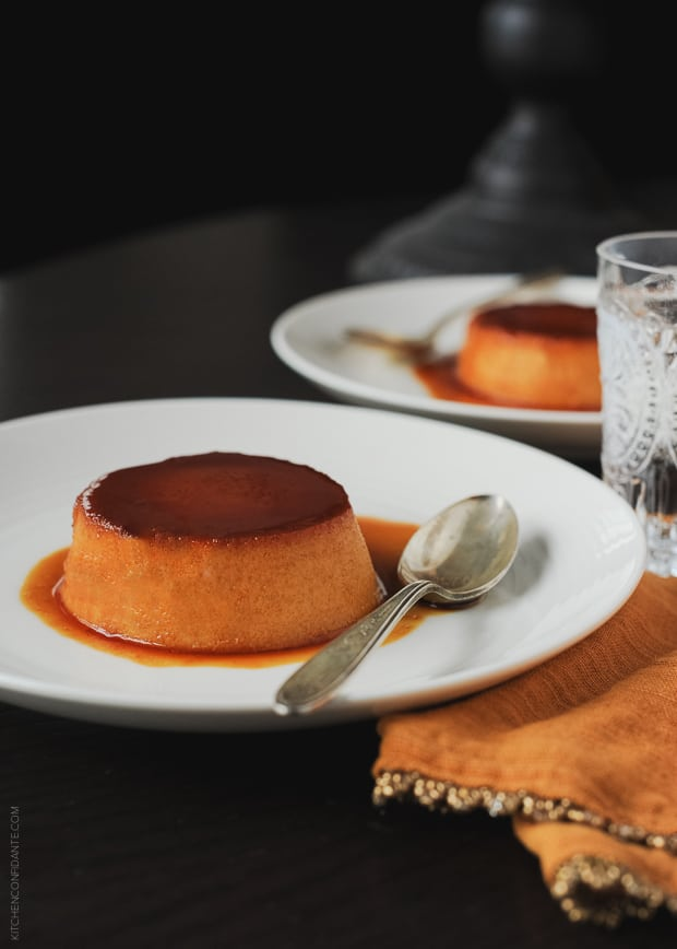 ... family is in town, this year, there will also be Pumpkin Leche Flan