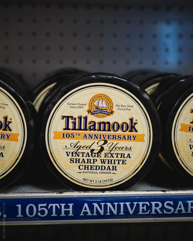Tillamook #Blog2Farm | www.kitchenconfidante.com | Anniversary Cheese