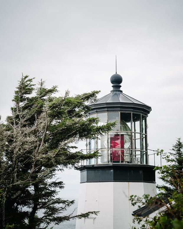 Tillamook #Blog2Farm | www.kitchenconfidante.com | Cape Meares Lighthouse