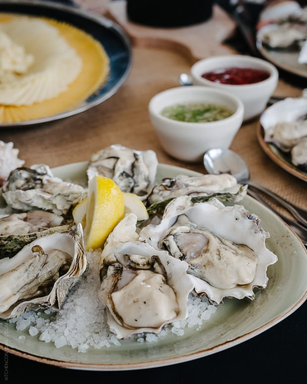 Tillamook #Blog2Farm | www.kitchenconfidante.com | Netarts Bay Oysters