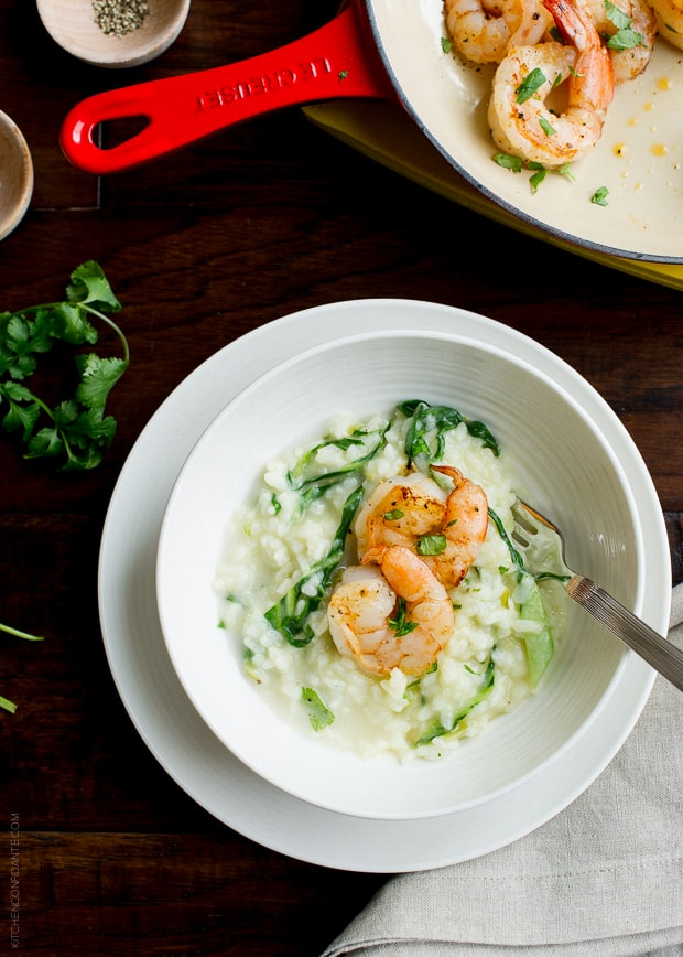 ... it thai coconut shrimp risotto more risotto baked coconut shrimp on