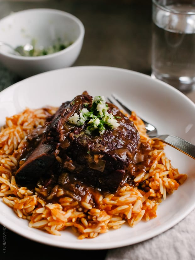 Braised Chipotle Short Ribs will warm you from the inside out.