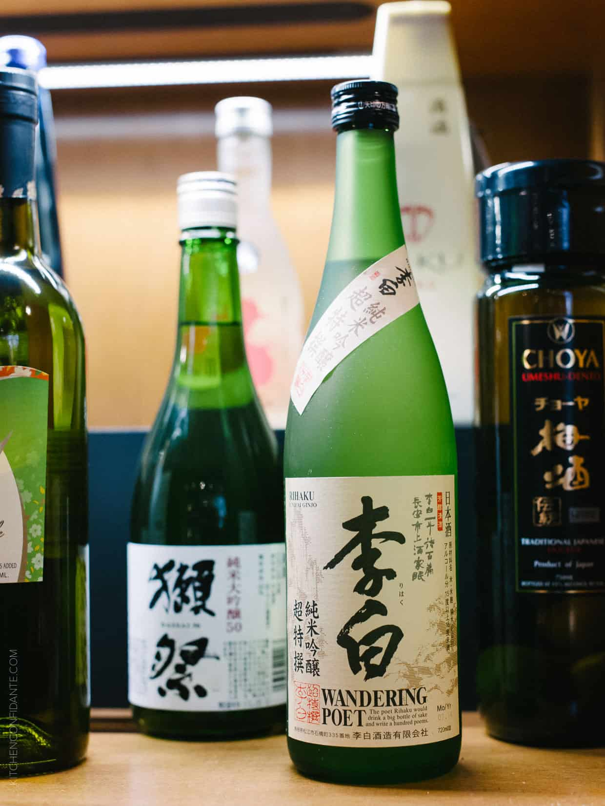 The world of sake is beautifully varied and nuanced. Check out how to pair it with sushi.