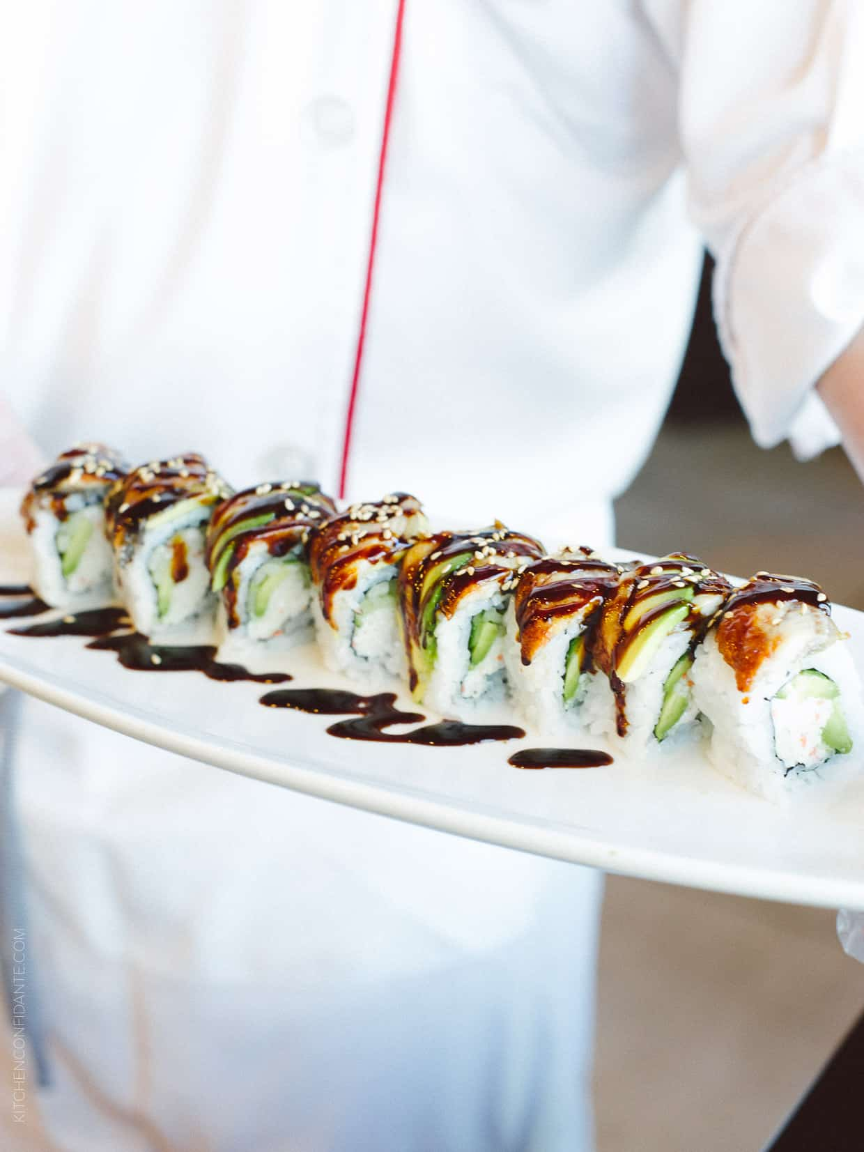 Beautifully made sushi needs just one thing. The perfectly paired sake.