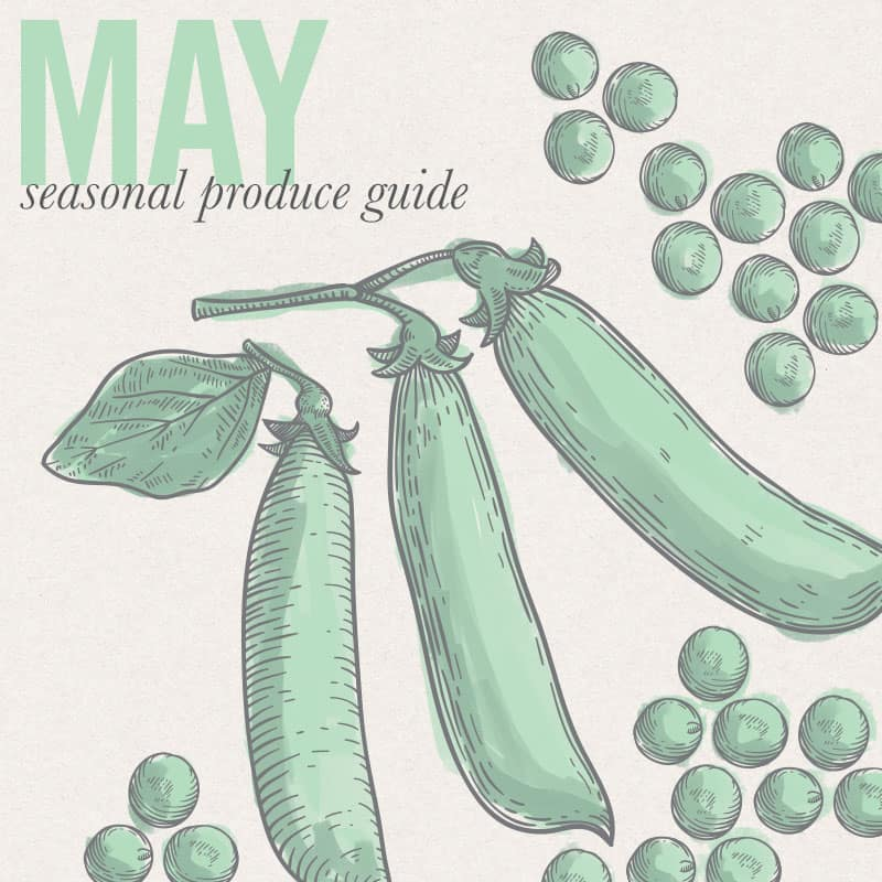 May Seasonal Produce Guide