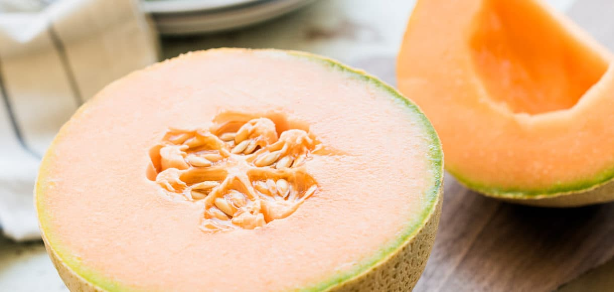 How to Pick the Perfect Cantaloupe | One Quick Tip