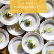 One of the most highly anticipated food events is Pebble Beach Food and Wine. 2017 marked the 10th anniversary -- join me for a taste of this year's event.