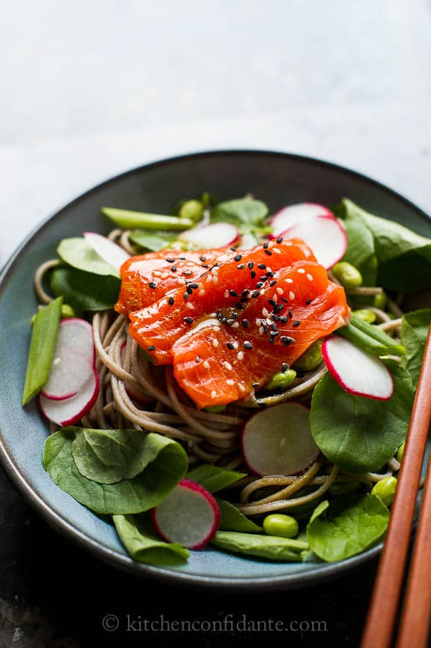 Whole Foods Soba Noodle Salad Recipe