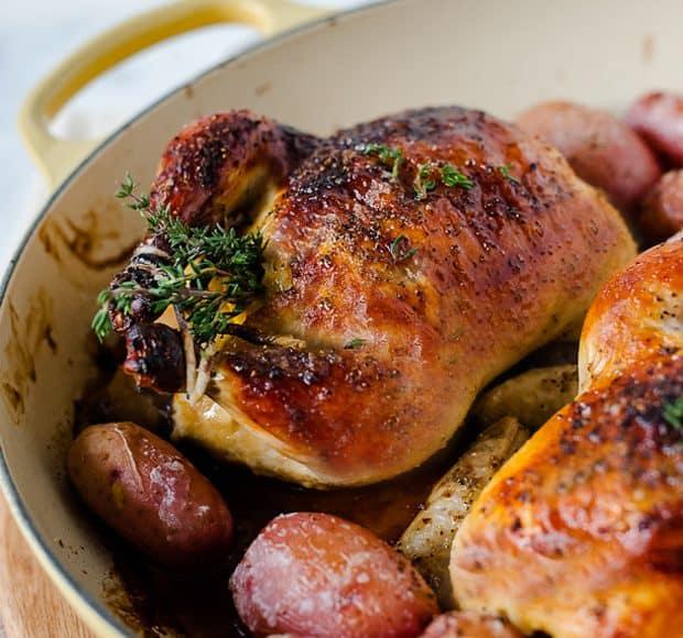 Buttermilk Brined Cornish Hens   Kitchen Confidante