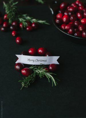 Merry Christmas | www.kitchenconfidante.com