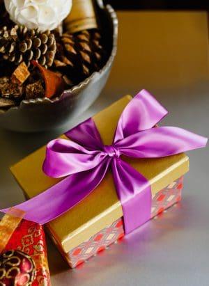 Stylish Ways to Stash Holiday Gifts | www.kitchenconfidante.com